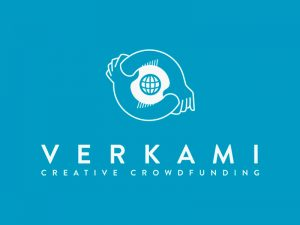 Logo de la plataforma de crowdfoundingVerkami