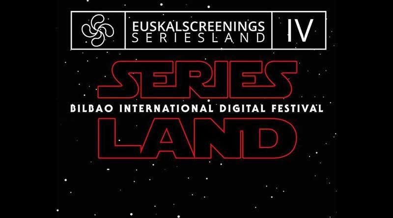 Cartel de la sección Euskal Screenings de Bilbao Seriesland